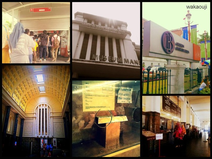 museums, banks, indonesia