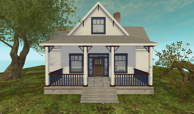 LAKESIDE COTTAGE AFTER 1