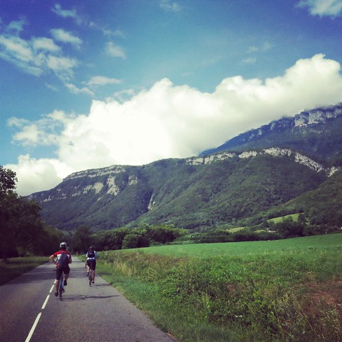 DAY 26: Chambéry to Grenoble