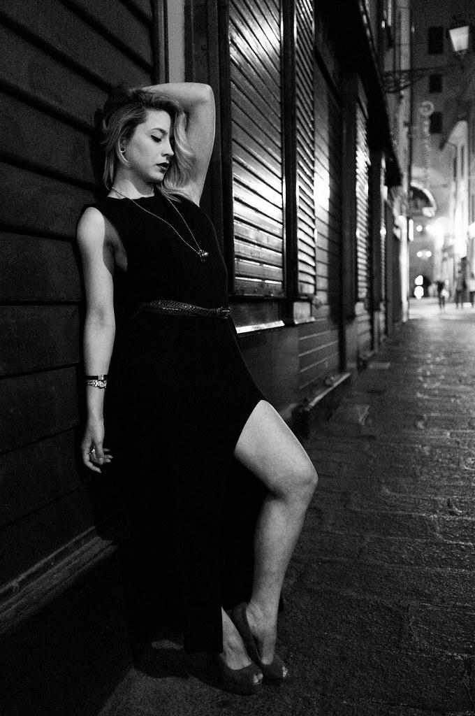 Model Shooting: Francesca