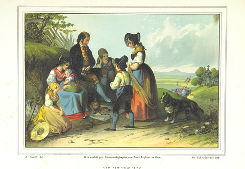 Image taken from page 347 of 'Das pittoreske Oesterreich, oder Album der österreichischen Monarchie ... Von einer Gesellschaft Gelehrter und Künstler'