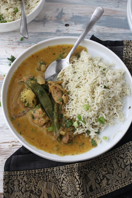 Indian Thai Curry