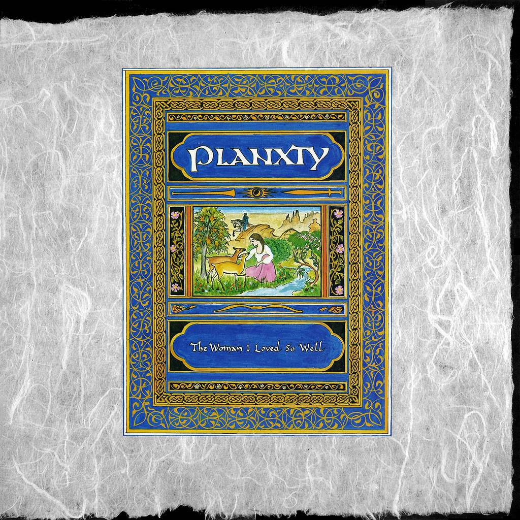 Planxty Words Music
