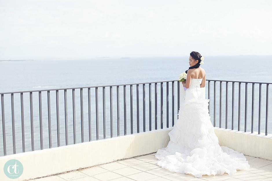 Costabella Tropical Beach Hotel, Cebu Wedding Photographer