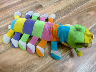 Lucy's caterpillar
