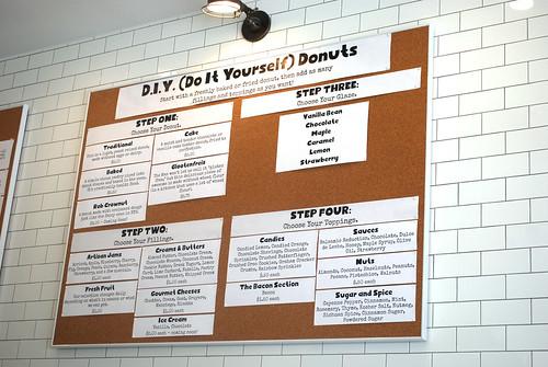 DYI menu
