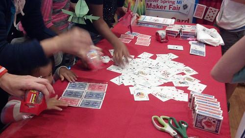 Silver Spring Mini Maker Faire, September 29, 2013
