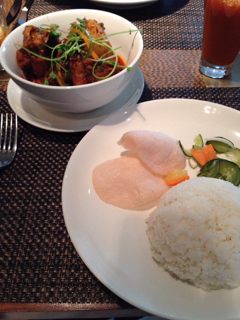 Oxtail Stew at Café Tatu