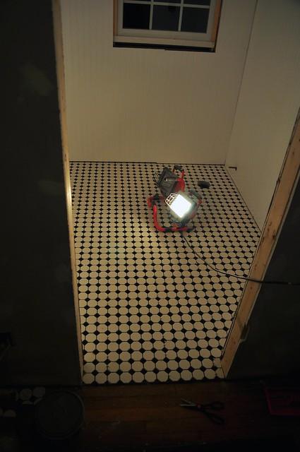 2012-02-24 Bathroom tile 01
