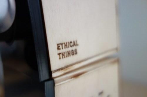 Ethical Things by Simone Rebaudengo