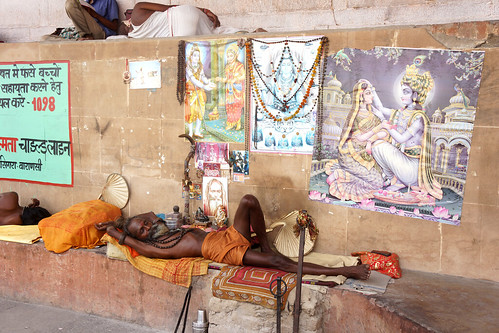 Inde - Varanasi - Uttar Pradesh