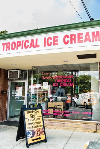 Tropical Ice Cream Cafe