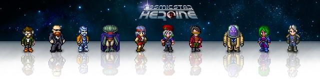Cosmic Star Heroine Reveal