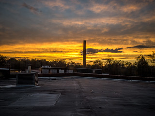 Taylors Mill Sunset