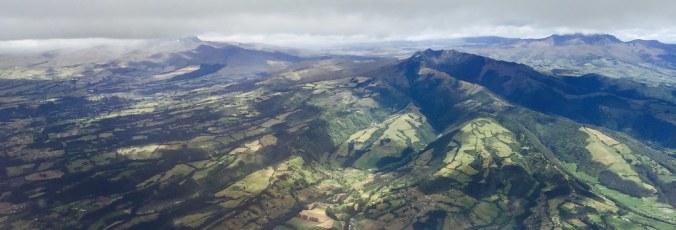 Ecuador from the Air