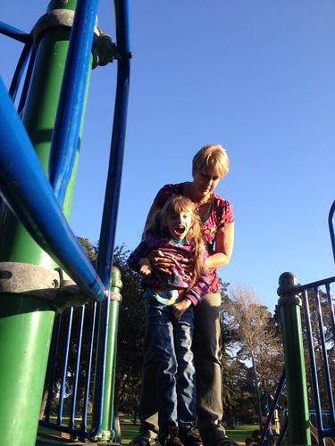 Paula and Shelby, Nov. 9, 2013