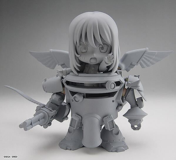 Nendoroid Erica Fountaine