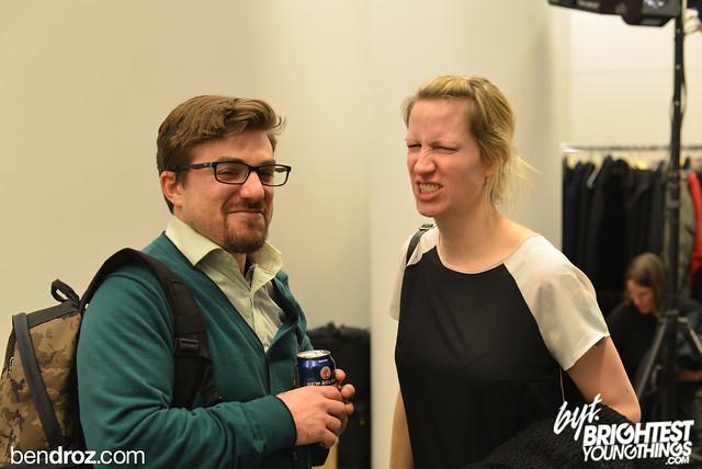 Mar 13, 2014-Environmental Film Fest Launch- Ben Droz -  27