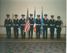 Vintage Honor Guard 1