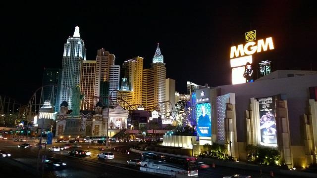 NEW YORK MGM