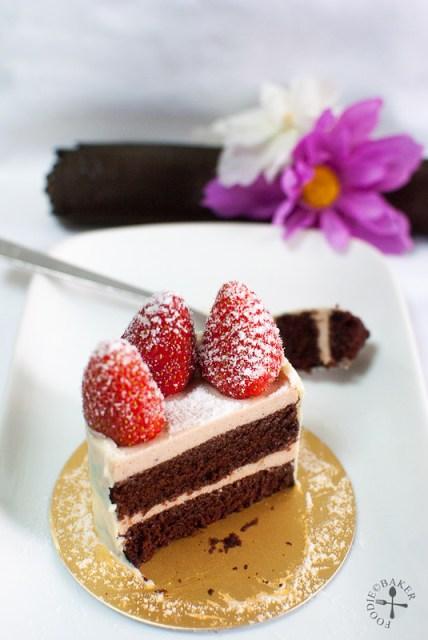 Bavarian Cream Cake Tulsa