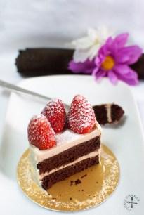 Bavarian Cream Cakes Recipe