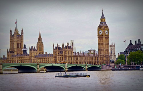 Another Shot of Westminster Bridge and Houses of Parliament
