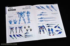 Metal Build 00 Gundam 7 Sword and MB 0 Raiser Review Unboxing (16)