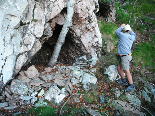 Cavitat a Roca Foradada