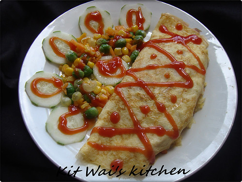 Kit Wai Omurice