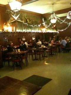115 year old german restaurant
