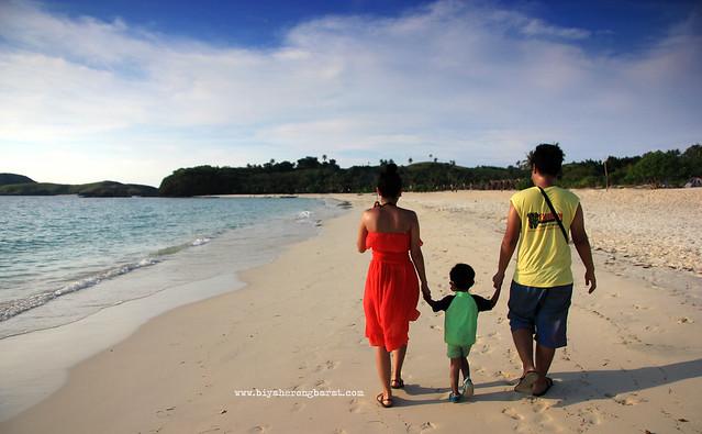 Calaguas Mahabang Buhangin Beach