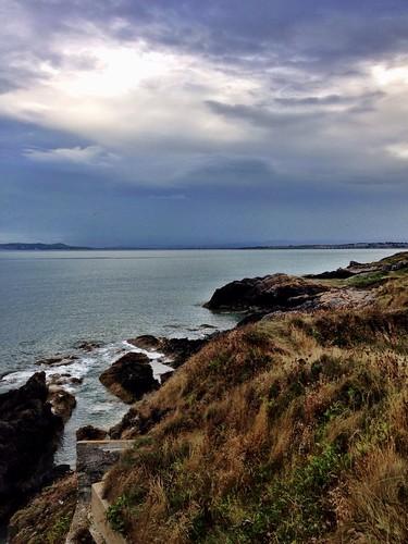 Ireland's coast by SpatzMe