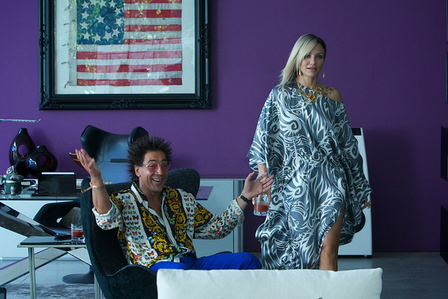 javierbardem camerondiaz THE COUNSELOR