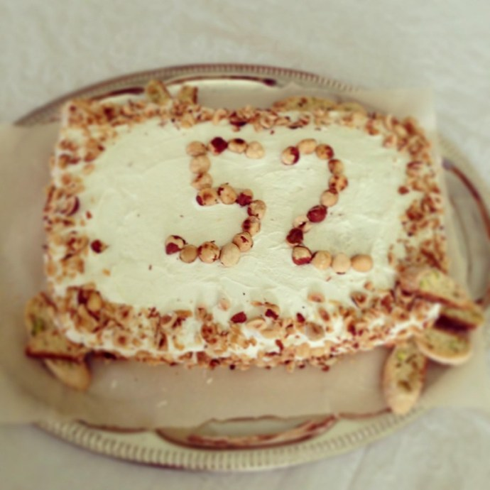 no flour cake
