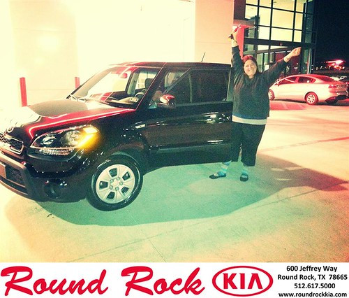 Happy Birthday to Tabitha  Jones from Kelly  Cameron and everyone at Round Rock Kia! #BDay by RoundRockKia