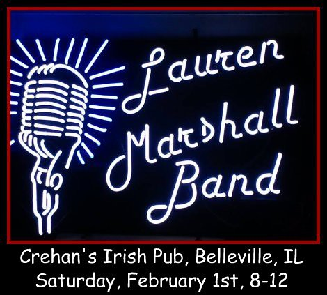 Lauren Marshall Band 2-1-14