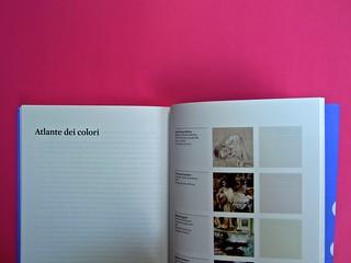 Proust. I colori del tempo, di Eleonora Marangoni. Electa 2014. Design di Paolo Tassinari e Leonardo Sommoli. Pag. 104, pag. 105 (part.), 1