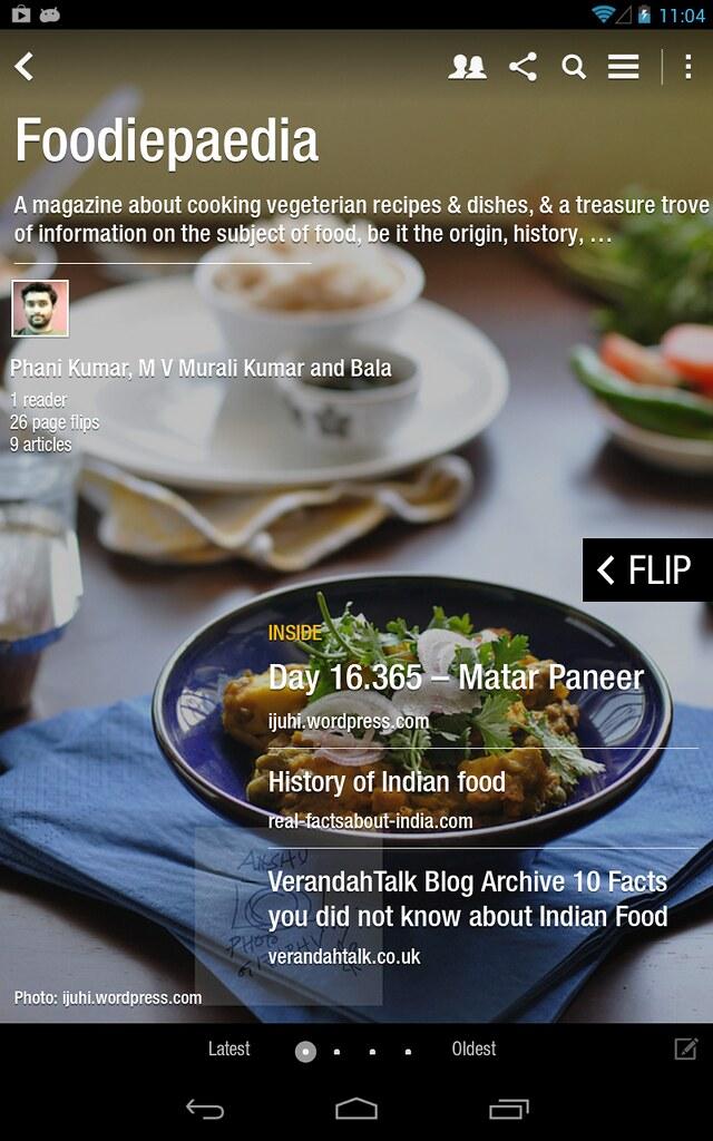Foodiepaedia - Flipboard Magazine