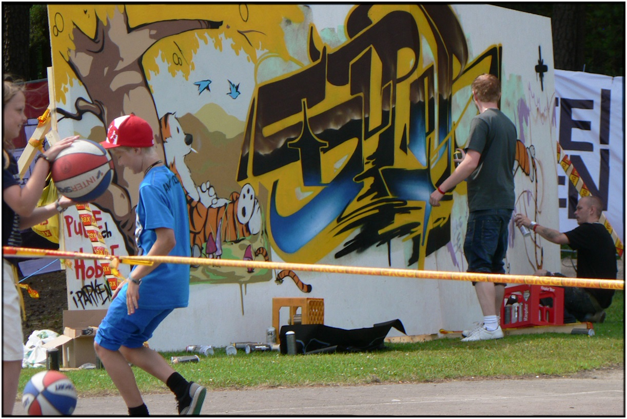 Festival Graffiti PIP13