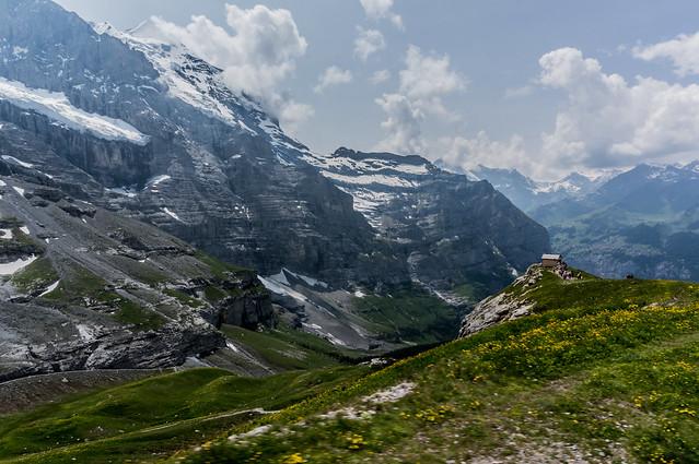 Jungfraujoch - Lone Outpost