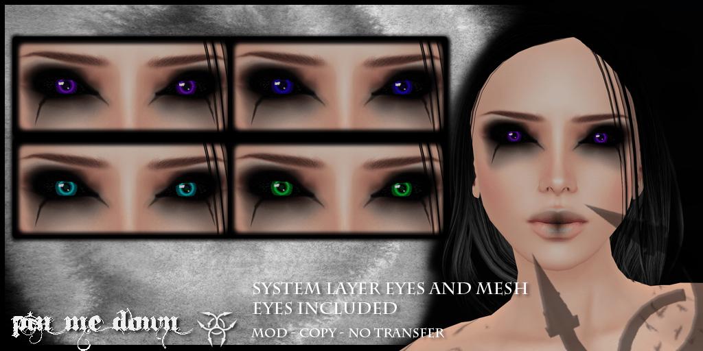 Vibrant Eyes set 1