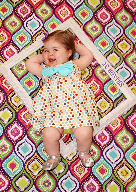 Harper at 12 months
