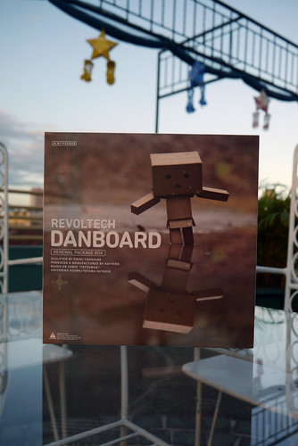 Revoltech Danboard Renewal Package 003