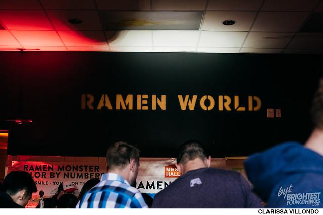 Ramen World