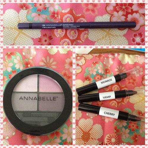 Annabelle Pink Products