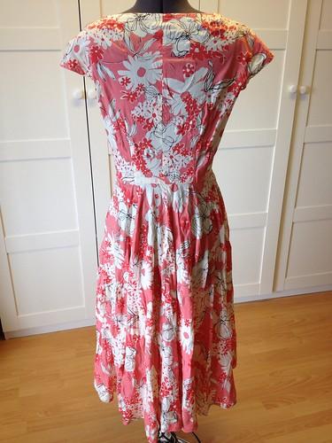 mystery dress back