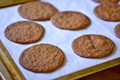 Pumpkin Cream Sandwich Cookies-6