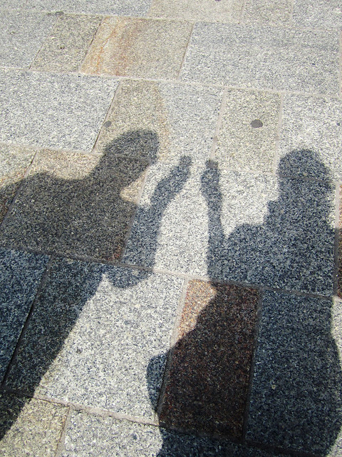 Love Shadow, Krakow, Poland.