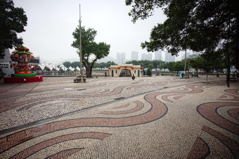 Barra Square.